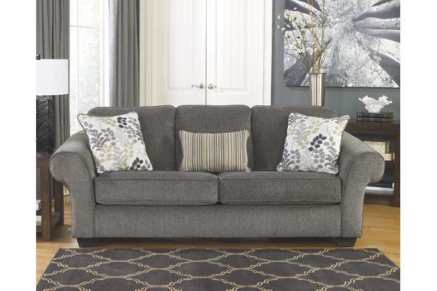 Merveilleux Makonnen Sofa By Ashley HomeStore, Gray