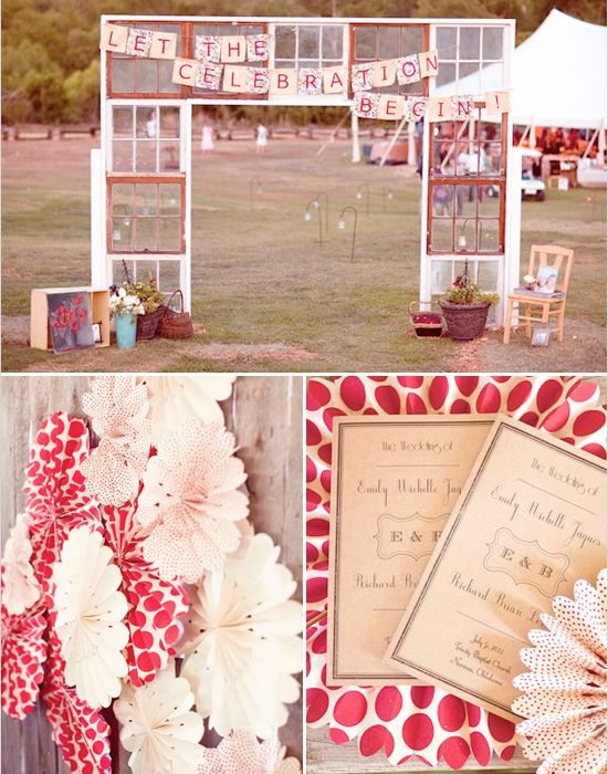 rustic themed wedding decorations rustic red wedding theme001 wedding
