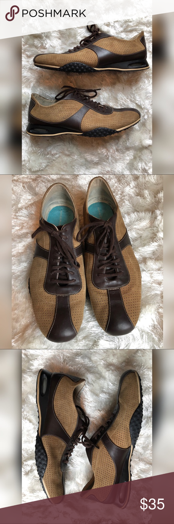 MENS Cole Haan Nike Air Granada Leather
