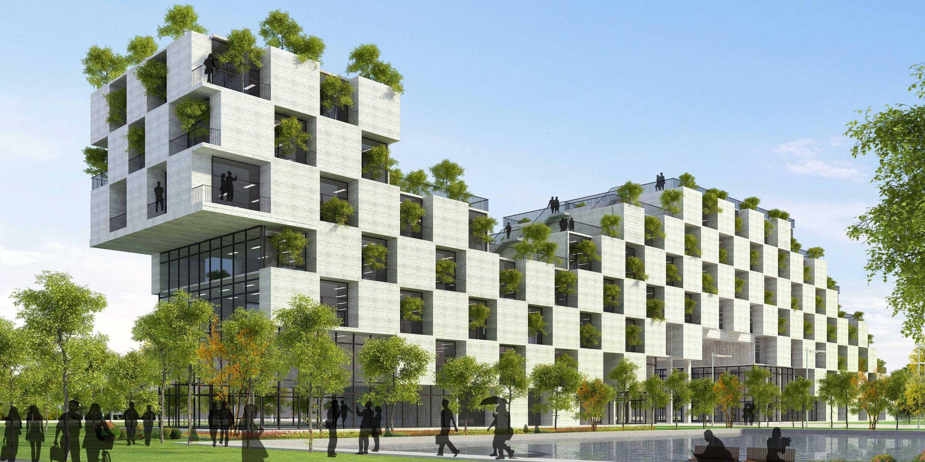 Futuristic Architecture School Http Wuuzzz Com Futuristic