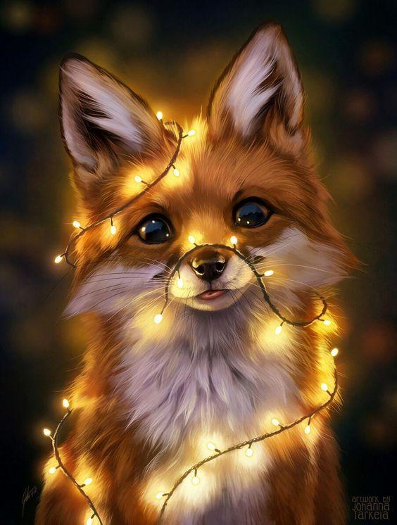 Photo of Please follow Light String Fox #littlefox #babyfox #kit #kitten #foxlove –