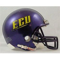 ECU East Carolina Mini Riddell Helmet - Mini VSR4 Helmet