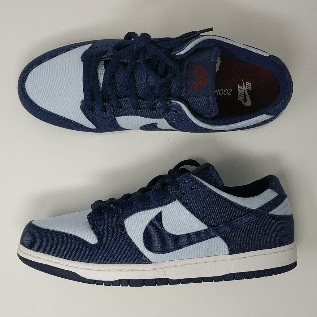 e14da0f527cf Nike SB Zoom Dunk Low Pro Mens Shoes New 854866-444 – LoneSole