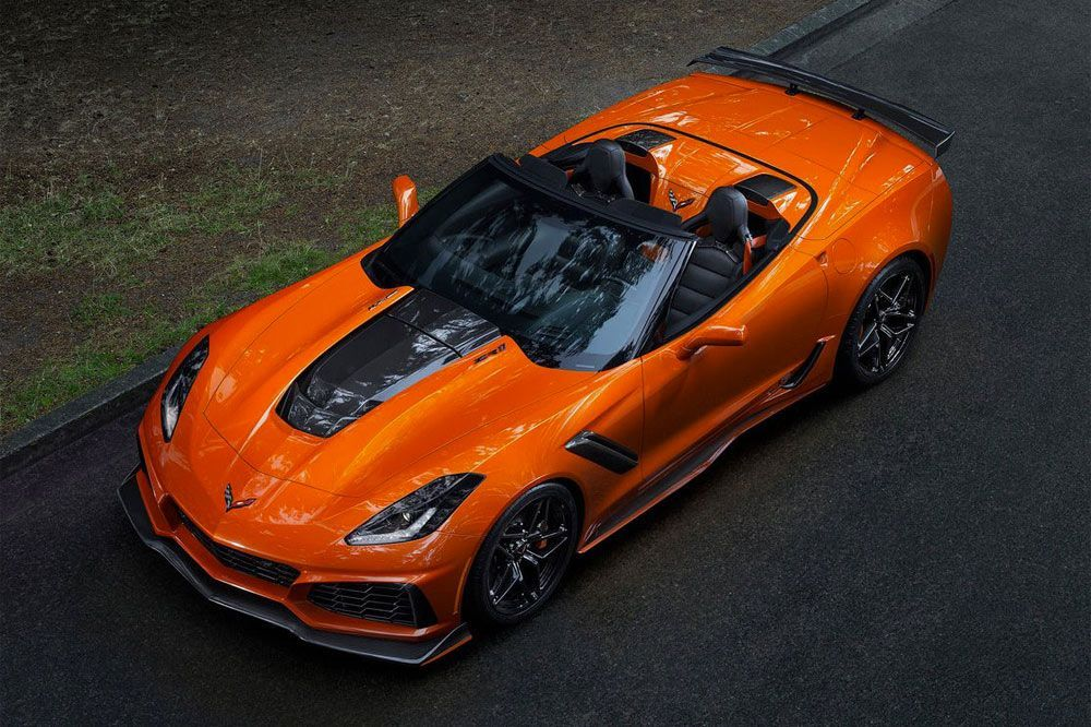 Luxury Corvette 2016 Convertible