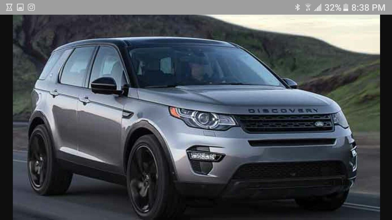 Pin by Trevor Daniel on Autos Land rover discovery sport