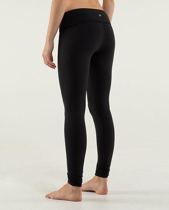 wunder under pant *brushed LULULEMON or any long length lululemon leggings