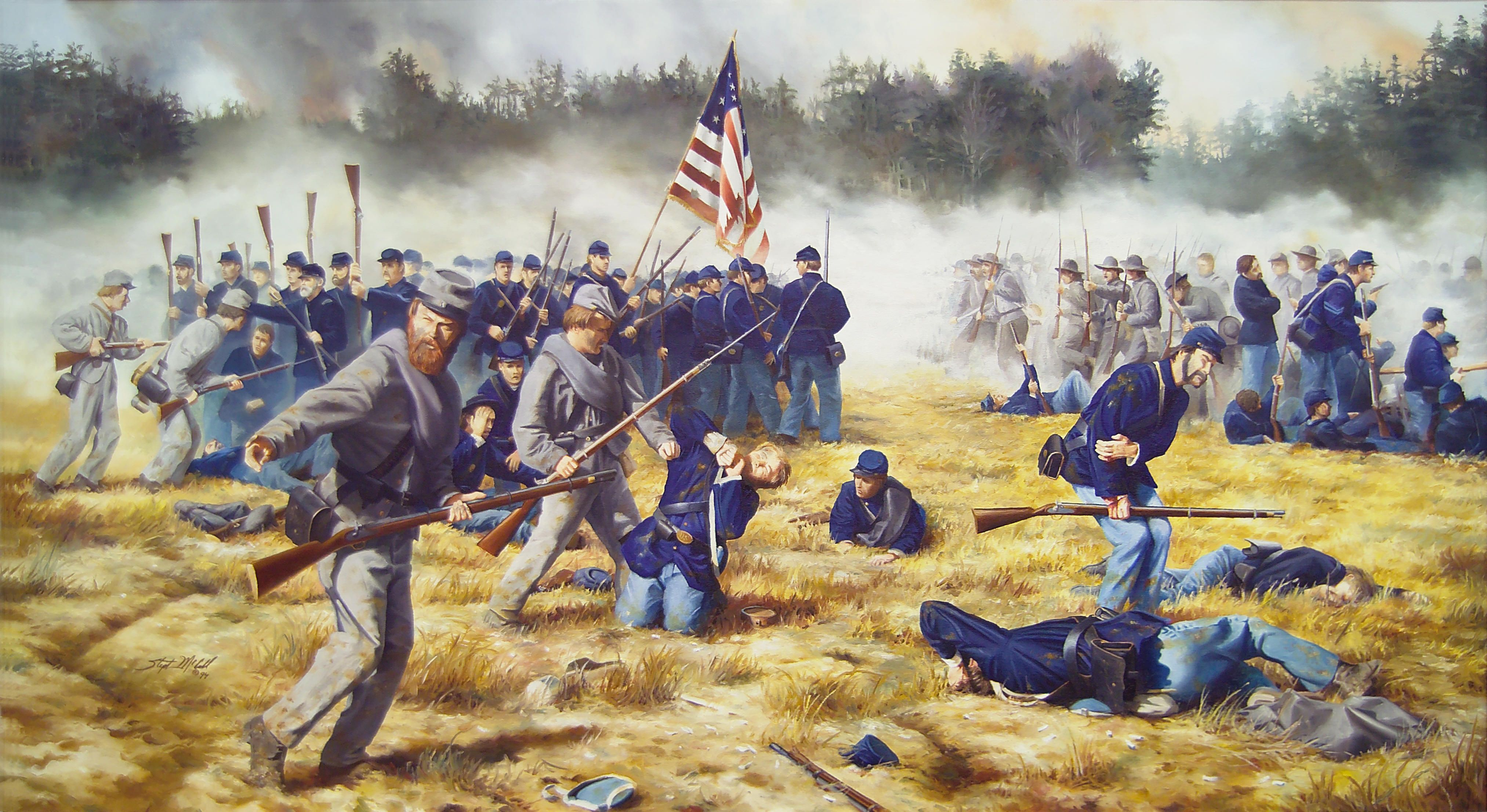 Civil War Battlefield