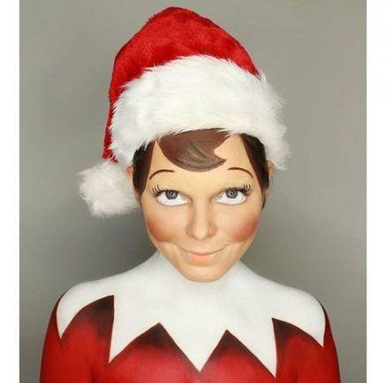 super makeup christmas elf ideas 48 ideas makeup