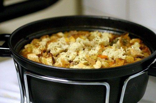 Sausage & bean one-pot (2)