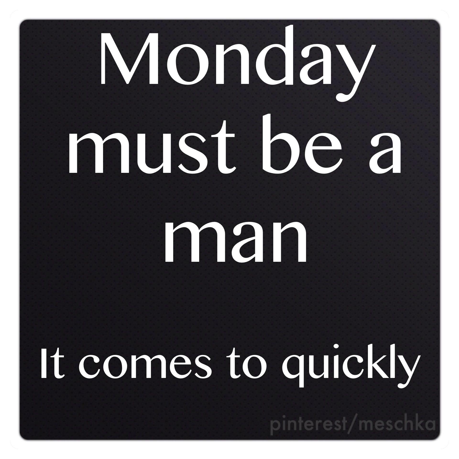 Adult Humor Quotes: Monday .. Dirty Joke