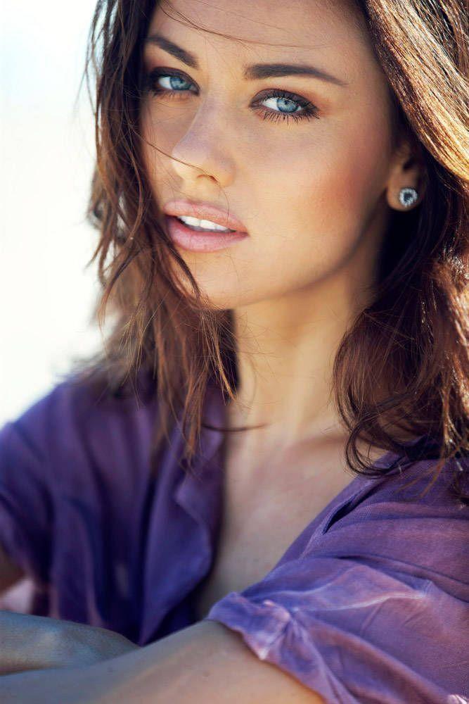 #MoonRayPicks Beautiful Hot Model | PAISAJES... | Rostro ...