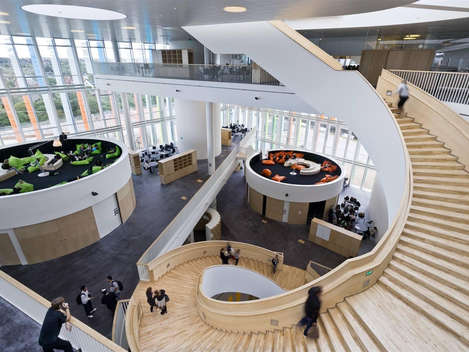 Secondary School In Copenhagen