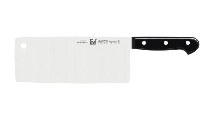 Zwilling Küchenhilfe ~ Richtig schneiden u das kochmesser u zwilling j a henckels