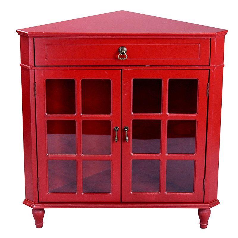 Best 1 Drawer 2 Door Chest By Heather Ann Accent Cabinet 400 x 300