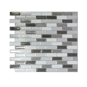 Pin By Maureen Maerten On Diy Kitchen Cabinets Smart Tiles Self Adhesive Wall Tiles Decorative Wall Tiles