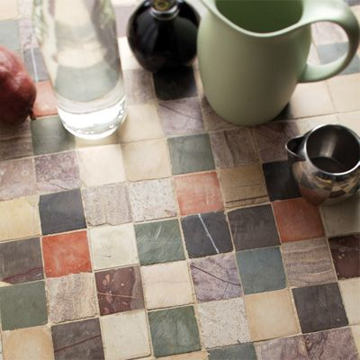 The Baba Chic Mosaics Collection From Countryfloors With Images Tiles Flooring Limestone Tile