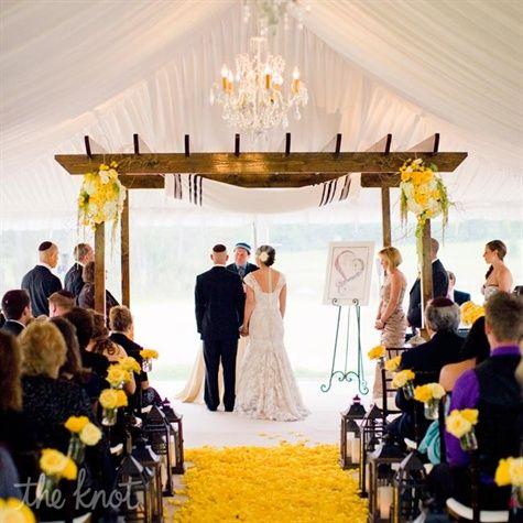 Tented Wedding Ceremony Tent Wedding Wedding Ceremony Jewish Wedding