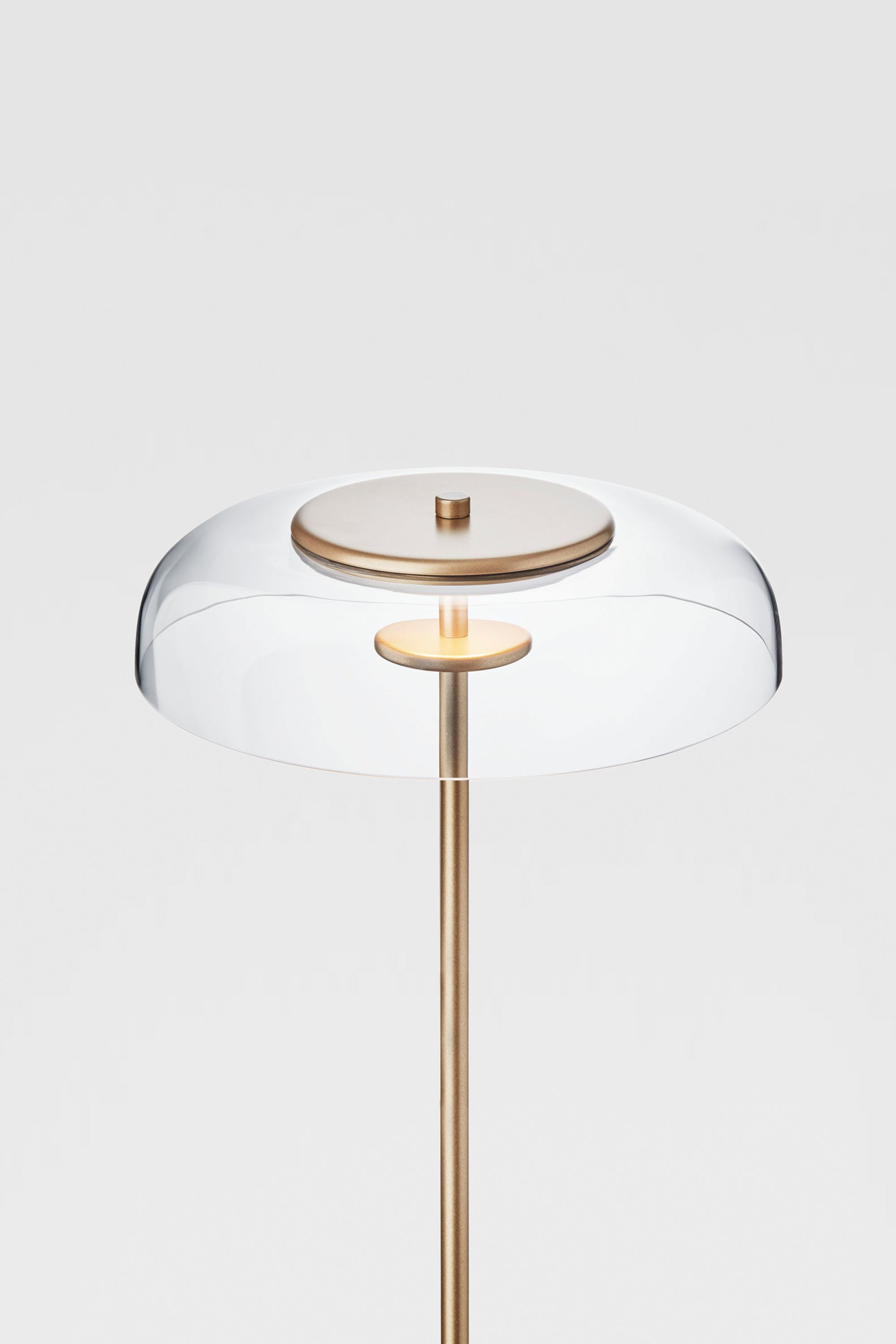 Blossi Floor Lamp By Nuura Inspired By The Golden Light During
