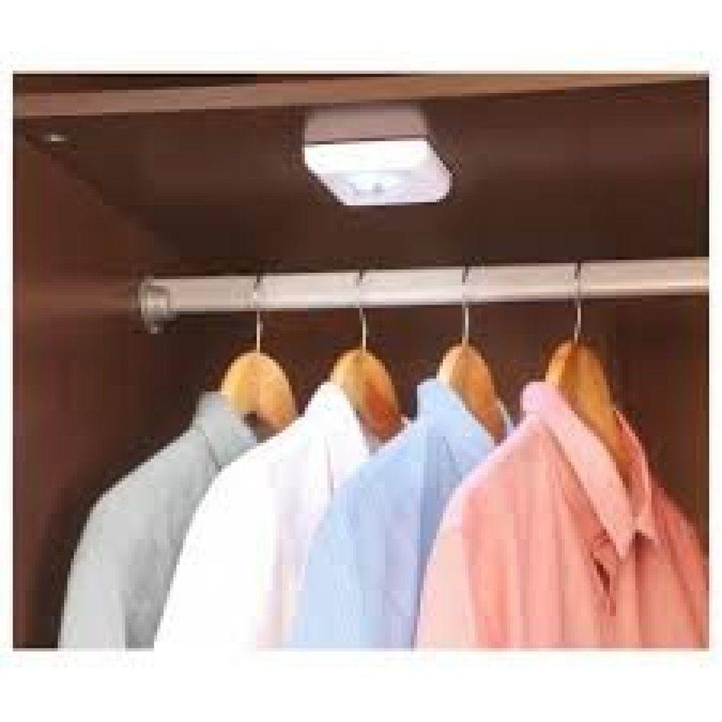Luz para armário com sensor de presença