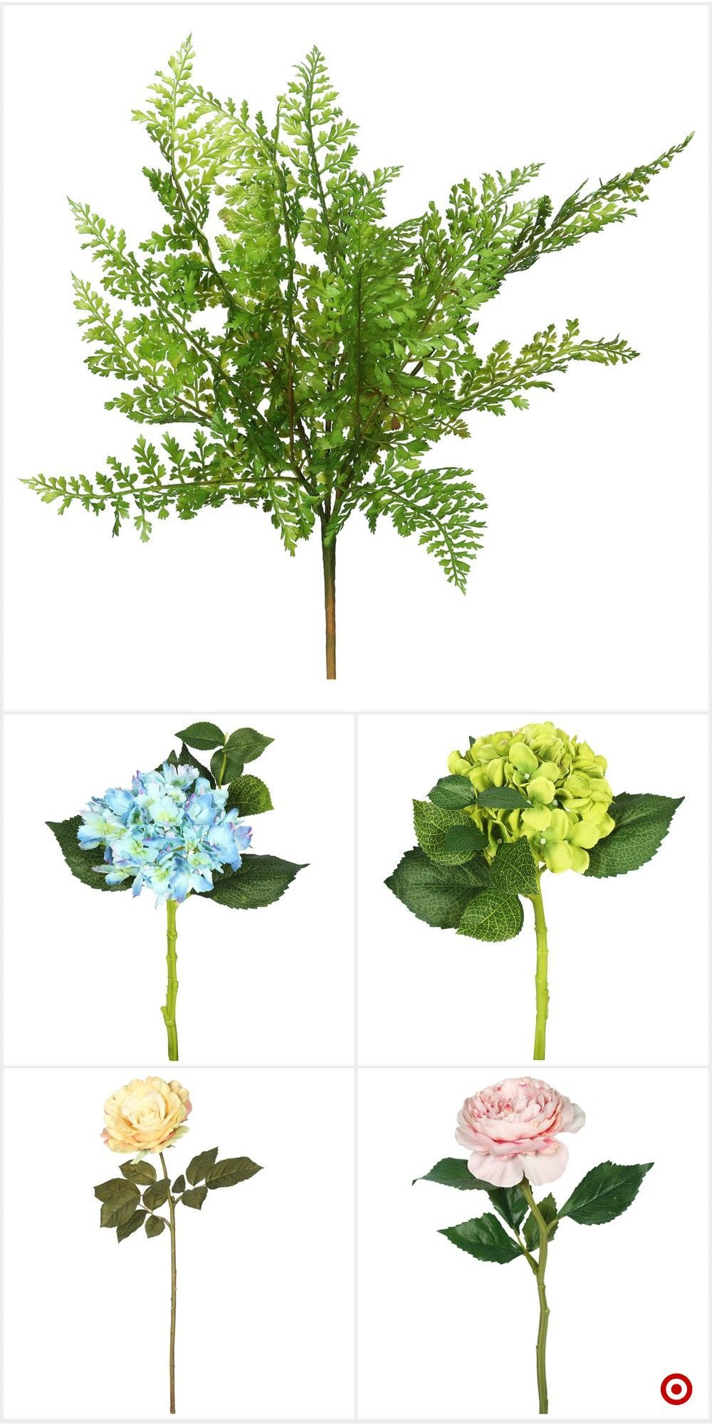 Shop Target For Artificial Arrangement Stems You Will Love At