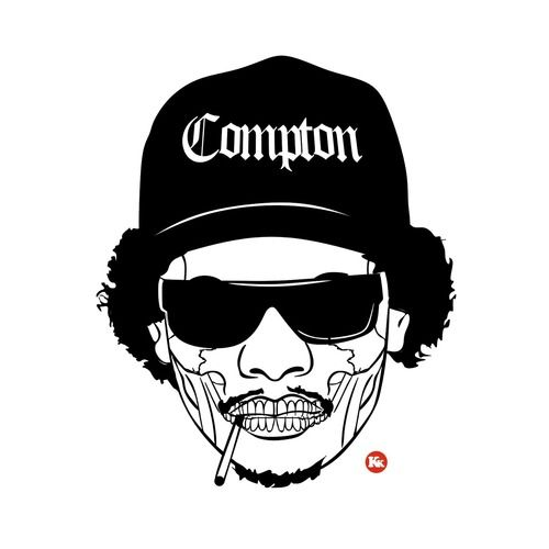 Eazy E N W A E Tattoo Cool Drawings Tumblr Rapper Art