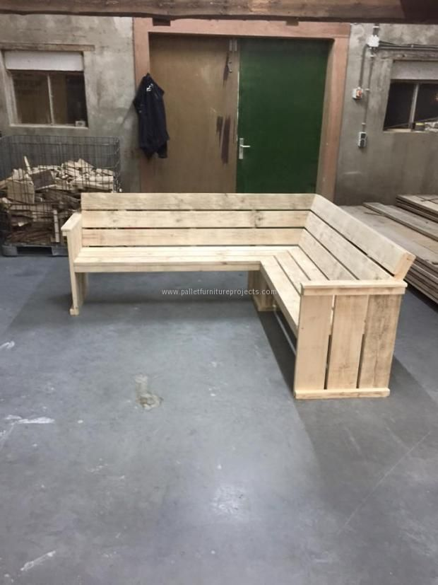 12 Diy Pallet Projects For Your Home Improvement Pallets