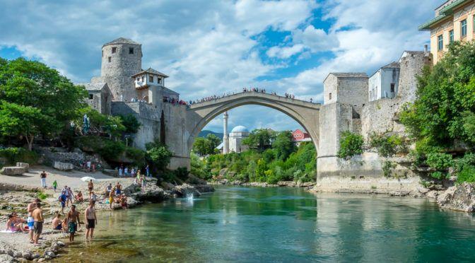Letní dobrodružství na cestě Balkánem – krásy Černé Hory a Bosny a Hercegoviny - Život na cestách