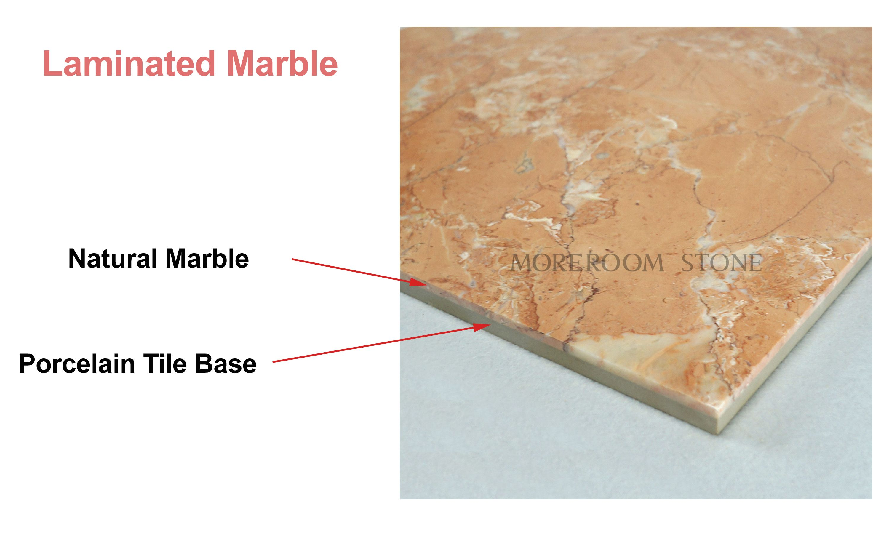 Laminated Marble Panel Foshan Moreroom Stone Co Ltd Aggie Chan Tel 86 13923220432 Email Sals04 Moreroomstone Com Porcelain Tile Laminate Marble