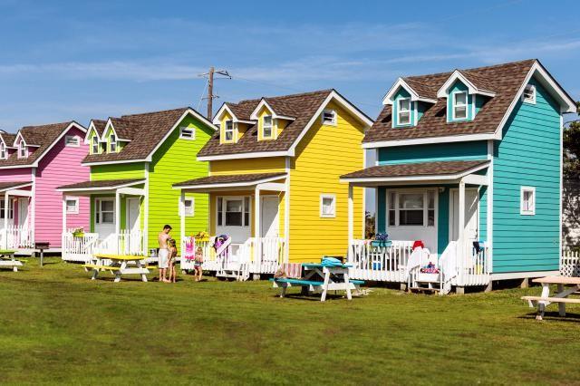 14 Real World Tiny House Communities Tiny House