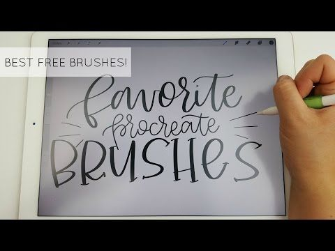 New procreate update review tutorial with ipad pro apple