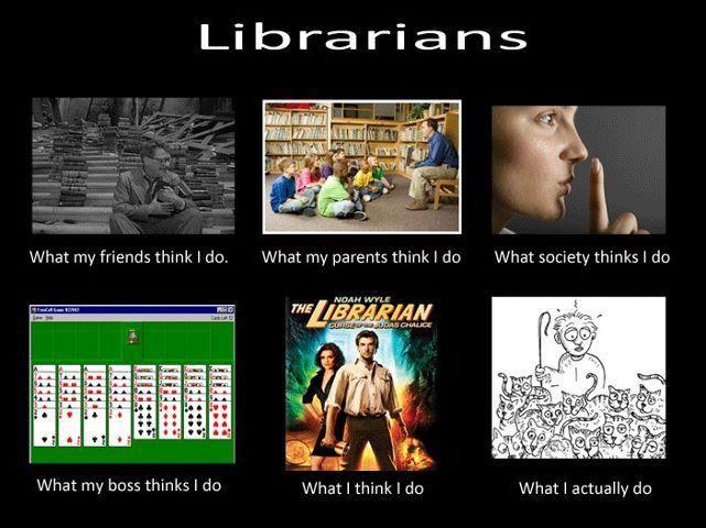 At The Libraries Library Memes Library Memes Librarian Humor