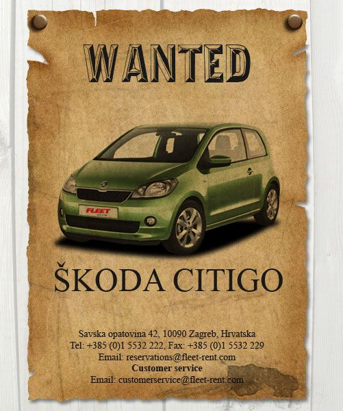 Greska Thrifty Car Rental Skoda Car Rental