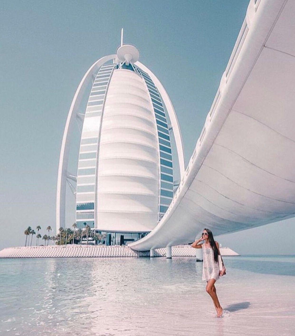 Burj Al Arab Monumentos Del Mundo Emiratos árabes Unidos Emiratos