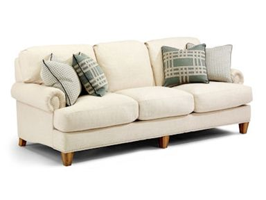 Shop For Flexsteel Sofa, 7308 31, And Other Living Room Sofas At The