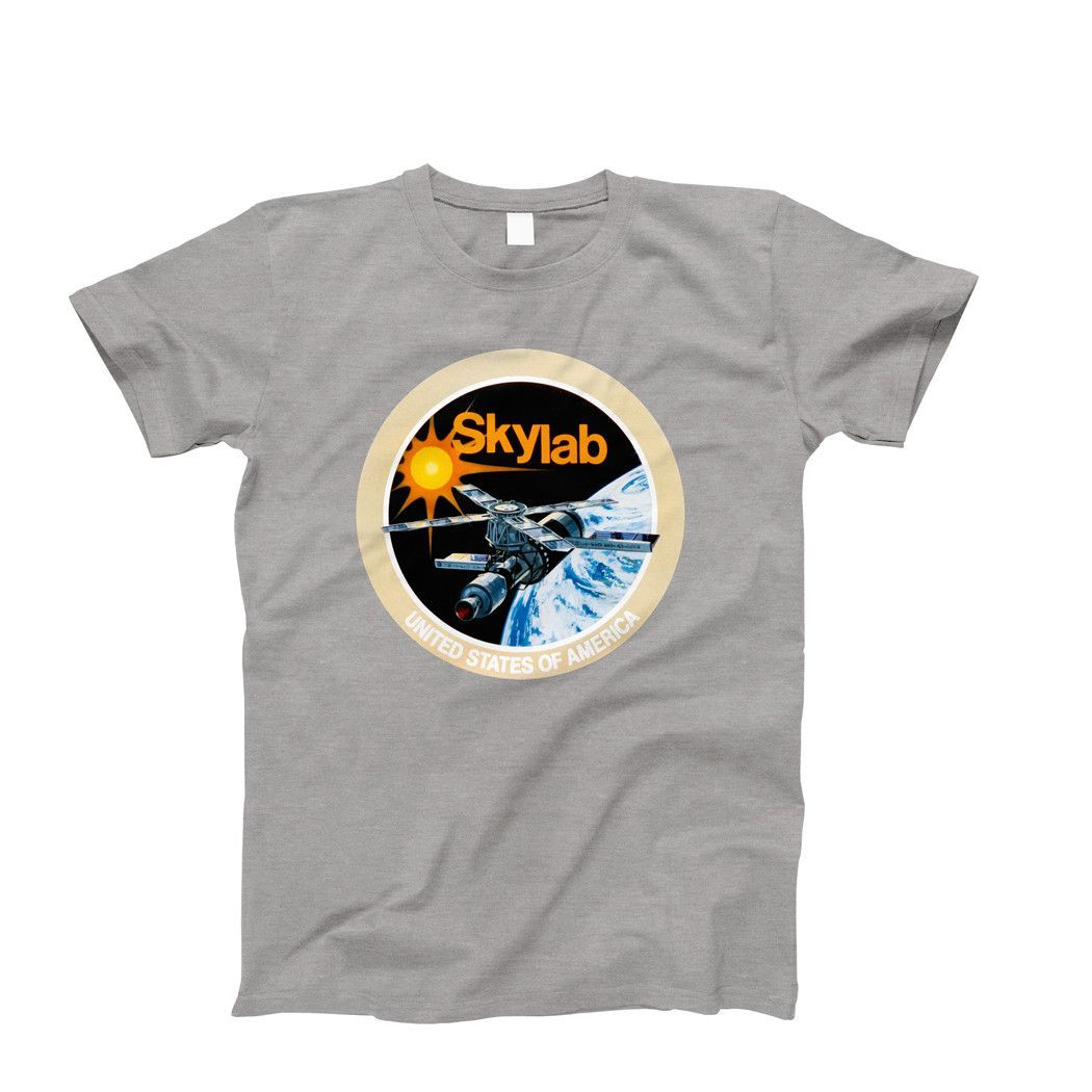 NASA Skylab Space Program T-Shirt | style. | Nasa space program, Space program, Nasa