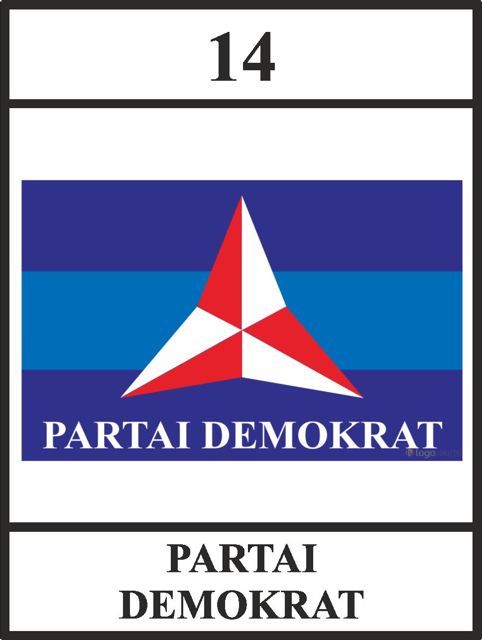 Logo Demokrat Png : demokrat, Demokrasi, Indonesia