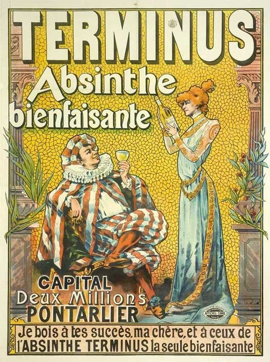 Bien connu French Advertising | My Style | Pinterest | Vintage posters, Green  UV44