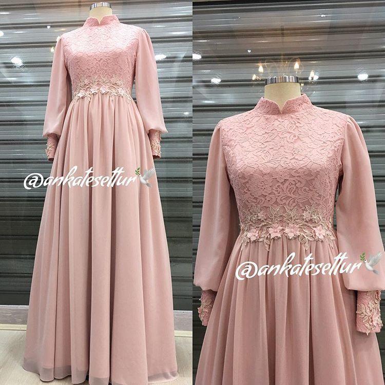 Aysude Abiye Ile Sikligi Yakala 34 Beden Den 46 Bedene Kadar 520 Tl Abiyemiz Taksitli Alisve Muslim Fashion Dress Dress Brokat Muslim Muslimah Dress