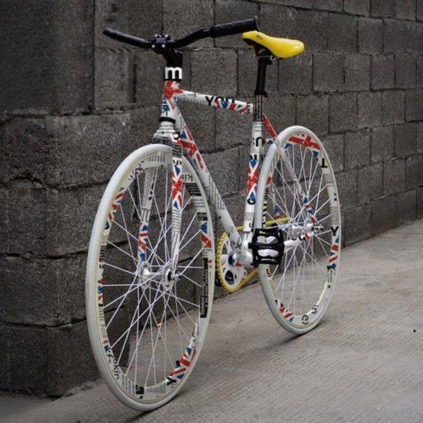 Cool Mtb Bike Paint Jobs