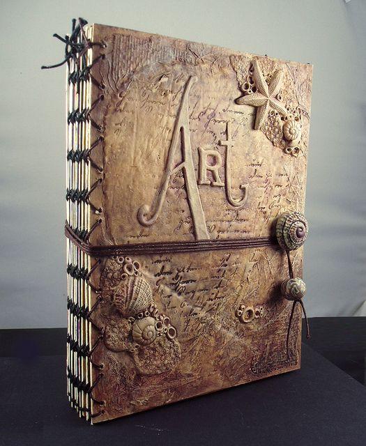 art journal for diary lovers pinterest buecher buchbinden und notizbuch. Black Bedroom Furniture Sets. Home Design Ideas
