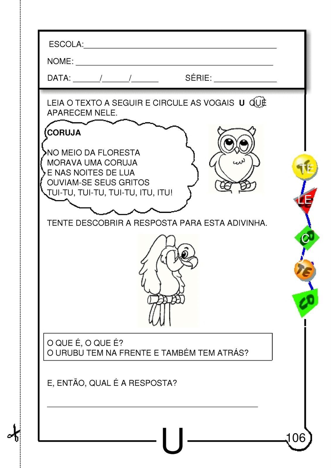 Apostila Educacao Infantil 4 Anos Para Baixar Gratis Educacao