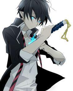 Povezana slika | anime boy | Pinterest | Blue exorcist and Anime