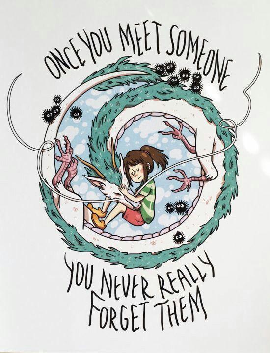 Spirited Away Quotes Spirited Away Quotes  Spirited Away  Pinterest  Studio Ghibli .