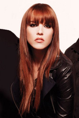 Lzzy Hale for Heather Timmons. Best friend of Briar Valentinus, and a younger member of the vampire council. ALIVE. VAMPIRE.