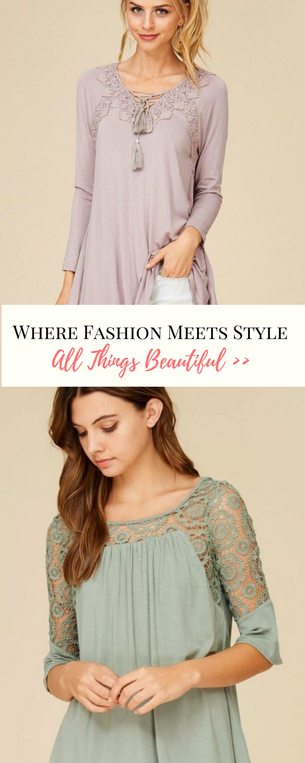 Shop stylish women\'s clothing, accessories and jewelry. Boutique ...