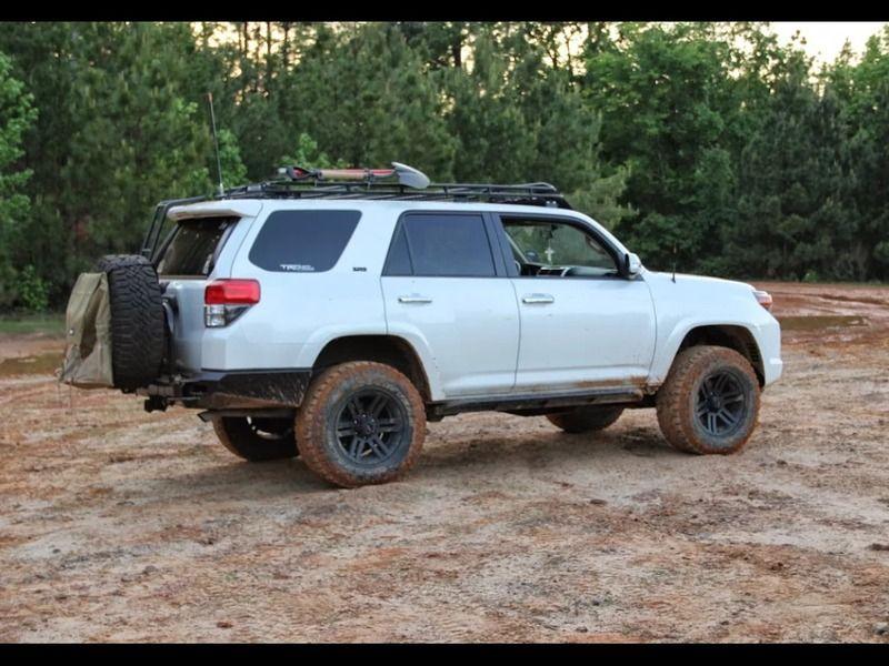 Shrockworks 5th Gen Rear Bumper Completely Revised Toyota 4runner 4runner Toyota Trucks