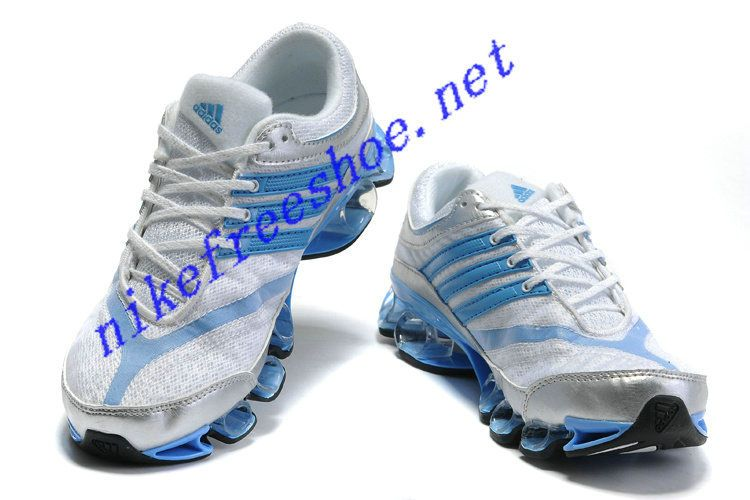 Find this Pin and more on Adidas by banlan. Adidas Titan Bounce Couple  White Light Blue G12845