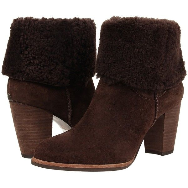 Womens Boots UGG Charlee Lodge Suede