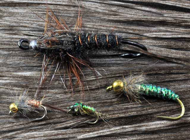 Fly Fishing Nymphs Nymphing No Nos Midcurrent Fly Fishing Nymphs Fly Fishing Nymph Fly Patterns