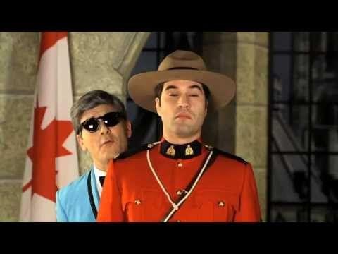 #cndpoli  Oppa Harper Style - Air Farce - Prime Minister Stephen Harper Gangnam Style!